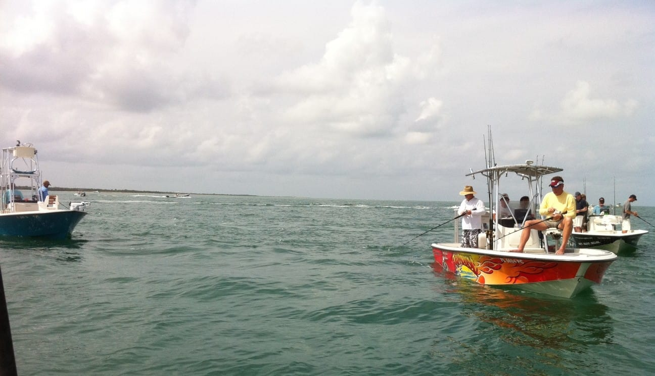 Sunday 6 26 11 fishing with charlie for tarpon for Boca grande fishing