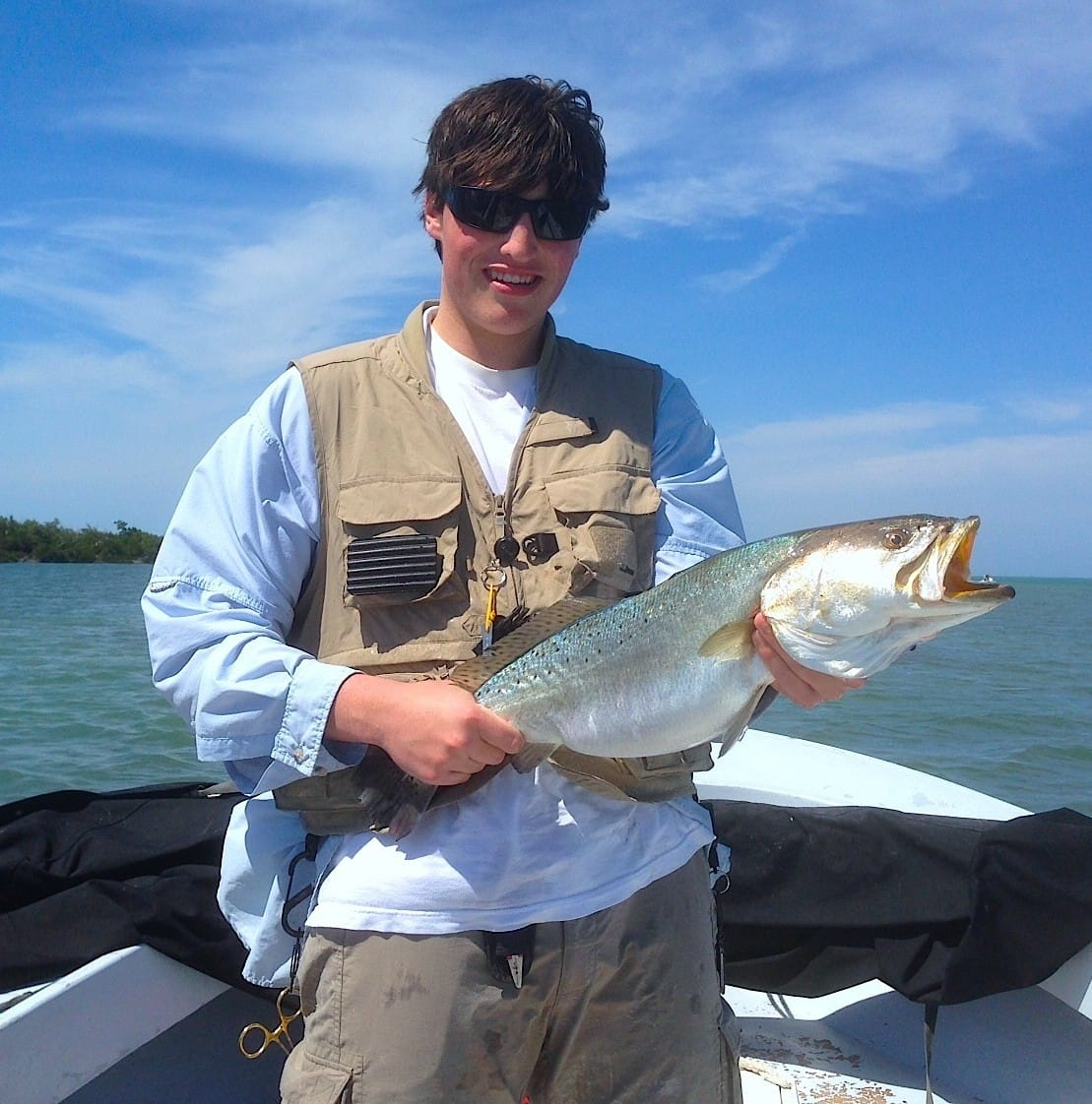 Florida fishing guide network fort myers fishing report for Charlie s fishing report