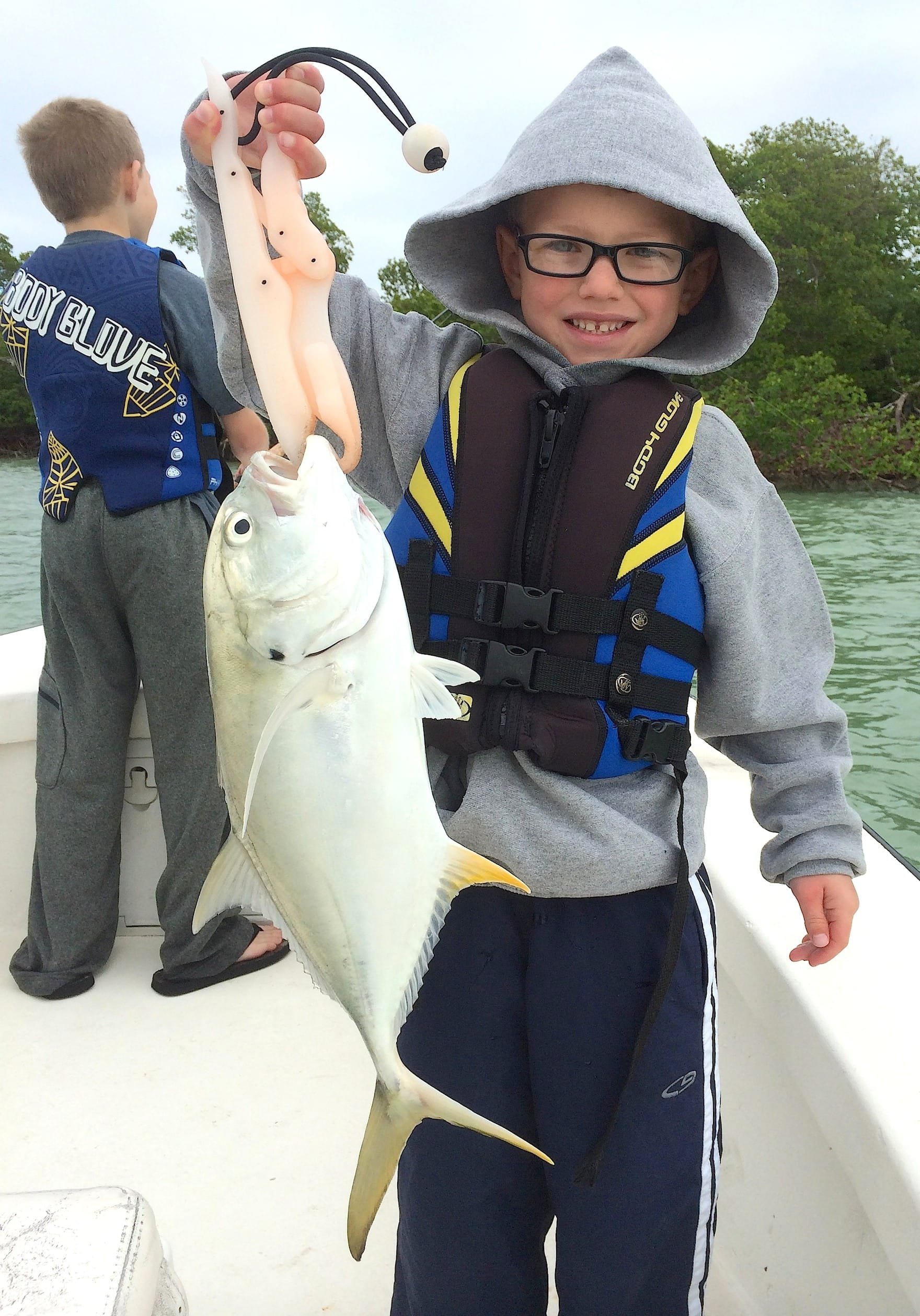 Jack Crevalle, 11-17-14, Sanibel Fishing & Captiva Fishing & Fort Myers Fishing Charters & Guide Service.