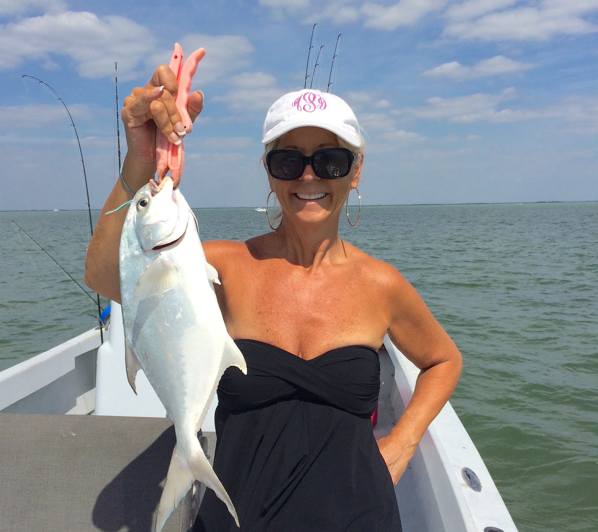 Captiva fishing tuesday march 8 2016 pompano for Pompano fish good to eat